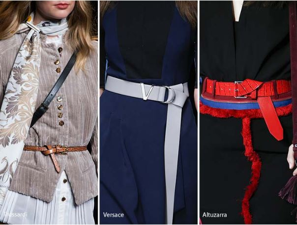 knotted belts