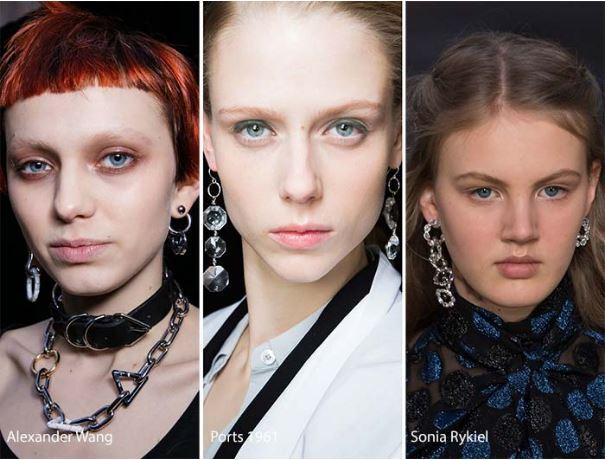 mismatched jewellery