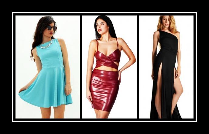 Casual & βραδινά φορέματα σε οικονομικές τιμές!