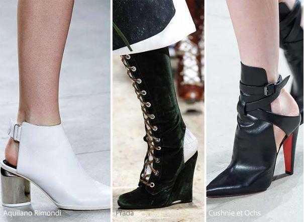 open heel boots