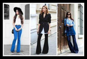 Πως να φορέσεις ένα παντελόνι καμπάνα για να αναδείξεις το σώμα σου!
