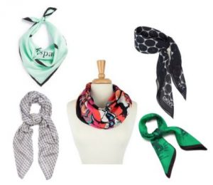 small slik scarf