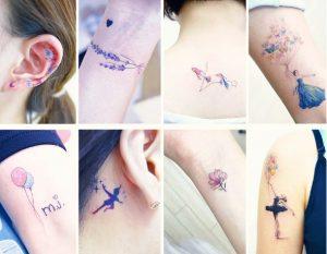 35 Χαριτωμένα και μικρά γυναικεία τατουάζ!