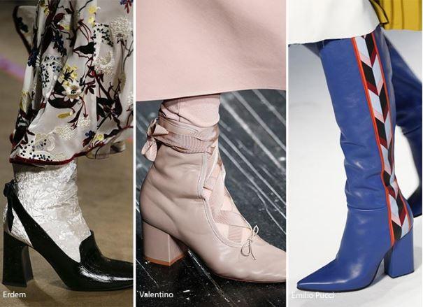square heels