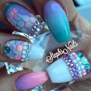 summer nail art ediva.gr