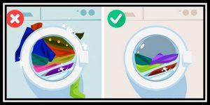 10+1 Λάθη που κάνεις όταν πλένεις τα ρούχα σου!