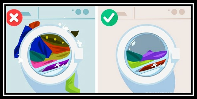 11 Λάθη που κάνεις όταν πλένεις τα ρούχα σου!