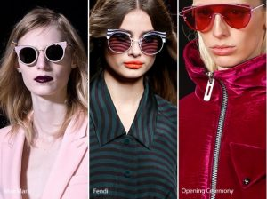 women sunglasses trends 2017