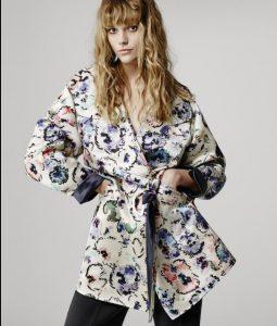 floral palto