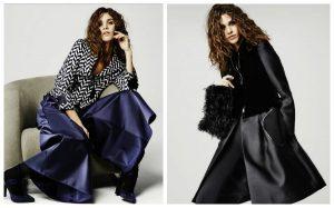 Γυναικεία ρούχα Giorgio Armani Φθινόπωρο - Χειμώνας 2017!