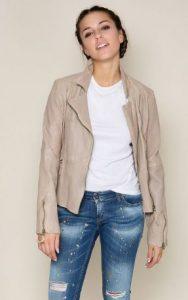 dermatino jacket BSB