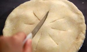 Πως να φτιάξεις εύκολη σκεπαστή μηλόπιτα!