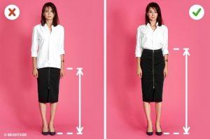 Πως να ντυθείς για να φαίνεσαι πιο ψηλή!