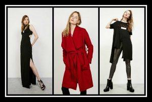 Γυναικεία ρούχα Bershka Φθινόπωρο - Χειμώνας 2017!