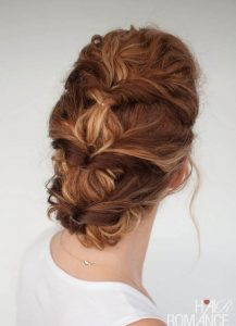 hairstyles curly hair