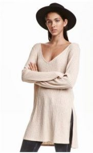 jumper-with-slits