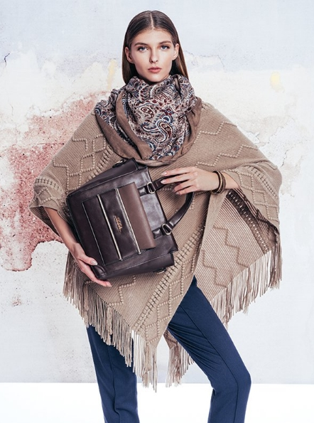 b67c5e2868 Γυναικείες τσάντες Doca για τον Χειμώνα 2017!
