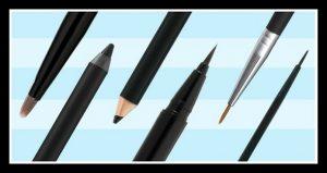 6 Τύποι eyeliner: Τα υπέρ και τα κατά του καθενός!