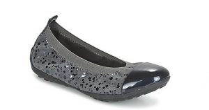 piuma-ballerine-grey balarines koritsistikes