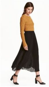 pleated-skirt-hm
