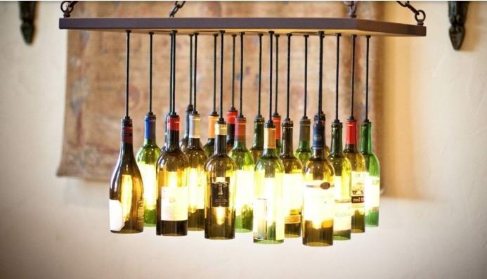 10 DIY ιδέες από ανακυκλώσιμα υλικά!