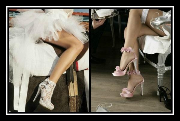 27 Νυφικά παπούτσια για να νιώσεις βασίλισσα!