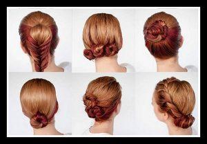 6 Εύκολα χτενίσματα που μπορείς να κάνεις σε βρεγμένα μαλλιά!