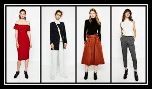 Γυναικεία ρούχα Zara Φθινόπωρο – Χειμώνας 2017!