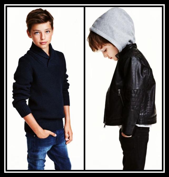 Παιδικά ρούχα για αγόρια 2-14 χρονών από την H M!  a6fdc717d34