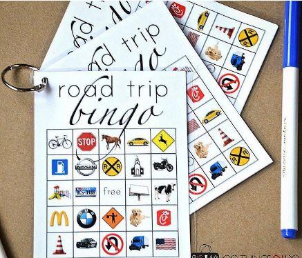 Το μπίνγκο αποτελεί ένα υπέροχο παιχνίδι που μπορείς να το παίξεις και στο  αυτοκίνητο. Δώσε διαφορετικές κάρτες σε κάθε παιδί και φτιάξε τες έτσι ώστε  να ... c8220c4bf26