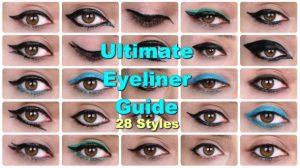 28 Μοναδικοί τρόποι για να φορέσεις το eyeliner σου!