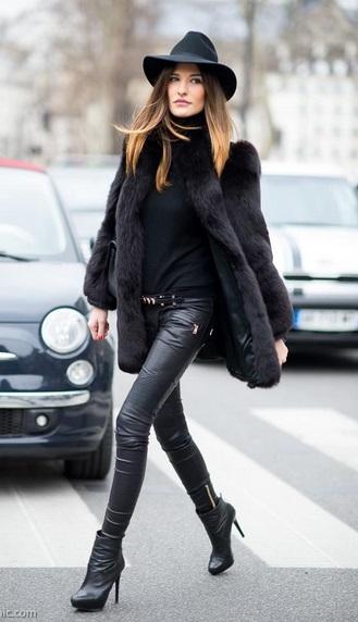 6032dec39406 Το να φορέσεις γούνα φαίνεται σε πολλές ως κάτι υπερβολικό που δύσκολα θα  μπορούσαν να το υποστηρίξουν. Φυσικά για να φορέσεις κάτι τέτοιο θα πρέπει  να ...