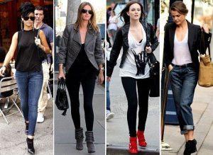 Μποτάκια αστραγάλου: Πως προτείνουν οι στυλίστες να τα φορέσεις!