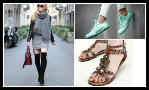 10 είδη παπουτσιών που όλες οι γυναίκες πρέπει να έχουν!