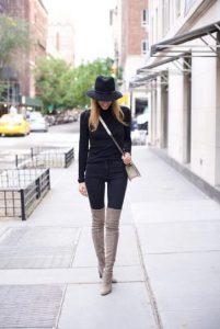 psilomeso-skinny-jeans-high-knee-boots-kapelo-zivagko