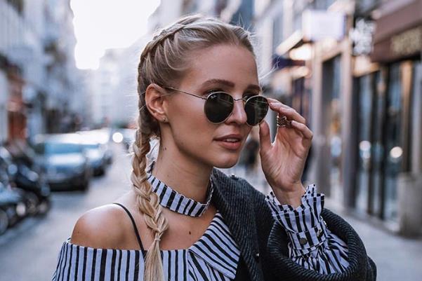 20 Στρογγυλά γυαλιά ηλίου για να είσαι in fashion!