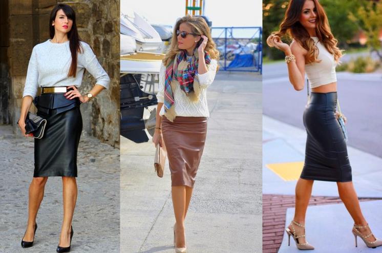 20 Προτάσεις να φορέσεις την pencil φούστα σου! 1a8a144ccc5