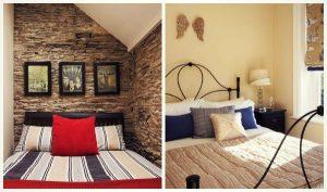 31 Ιδέες διακόσμησης για μικρά υπνοδωμάτια!