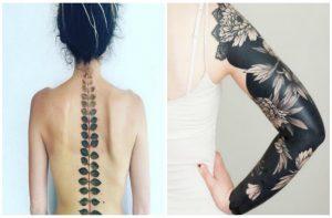 19 Όμορφα γυναικεία τατουάζ με λουλούδια!