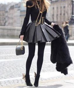 girly-look