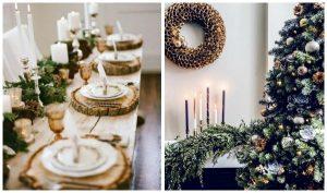 20 μοντέρνοι & γιορτινοί τρόποι διακόσμησης για τα Χριστούγεννα!