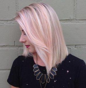 pastel-pink-blonde-lob
