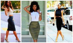 20 Προτάσεις να φορέσεις την pencil φούστα σου!