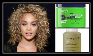 Έχεις κατσαρά μαλλιά; 9 Προϊόντα περιποίησης που χρειάζεσαι!