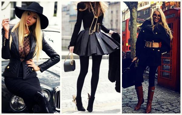 21 Τρόποι για να απογειώσεις το total black style σου!