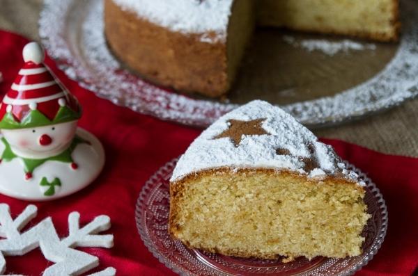 Εύκολη και πεντανόστιμη συνταγή για Βασιλόπιτα κέικ!