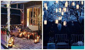 28 Ιδέες για Χριστουγεννιάτικη εξωτερική διακόσμηση του σπιτιού!