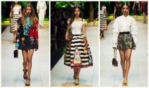 Collection Dolce & Cabbana Άνοιξη - Καλοκαίρι 2017!