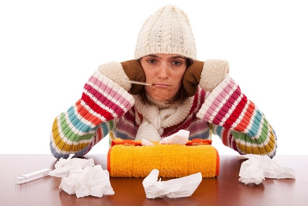 7 Tips για να θεραπεύσεις το κρυολόγημα και τη γρίπη!
