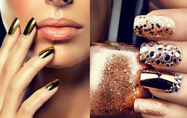25 Chic χειμωνιάτικα nail art για εντυπωσιακά νυχιά!